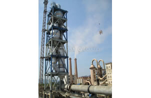 1500 Tons/Day Cement Processing Line